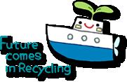 リサイクルで未来クル